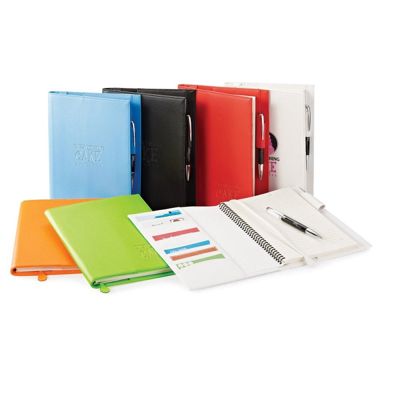 Refillable Portfolio with Eco Notebook