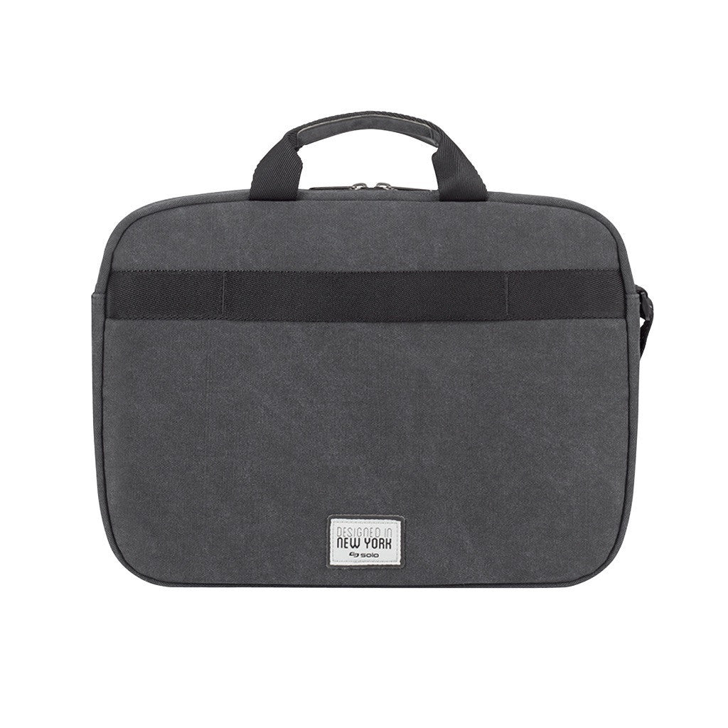 Soft Sided Lined Briefcase