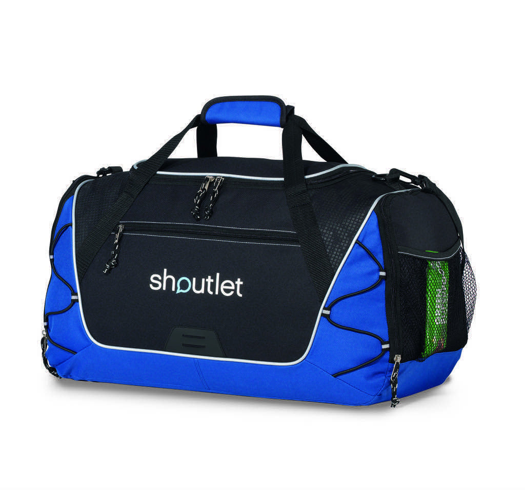 Sports Bags with Water Bottle Pocket
