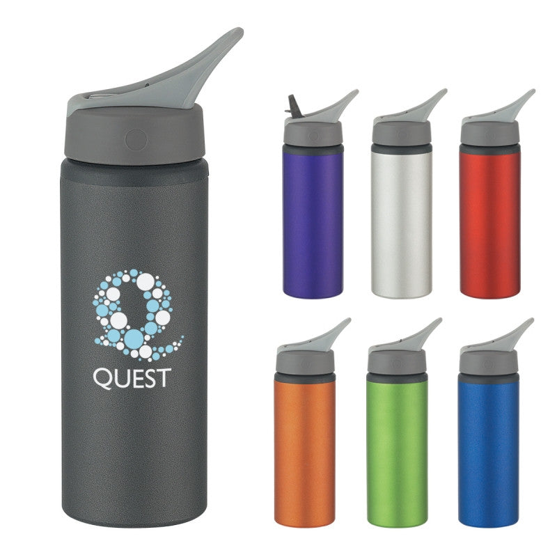 Aluminum Water Bottles -24oz.