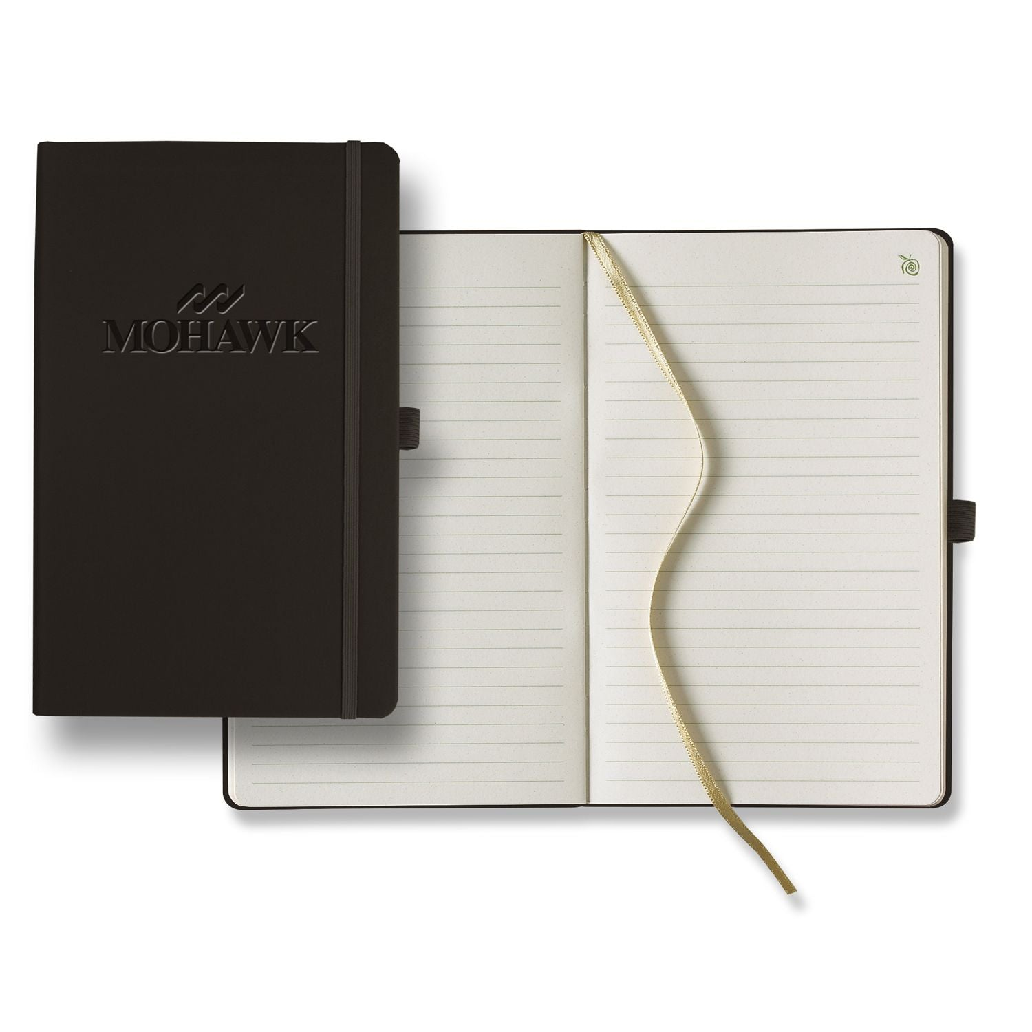 apple peel journal black