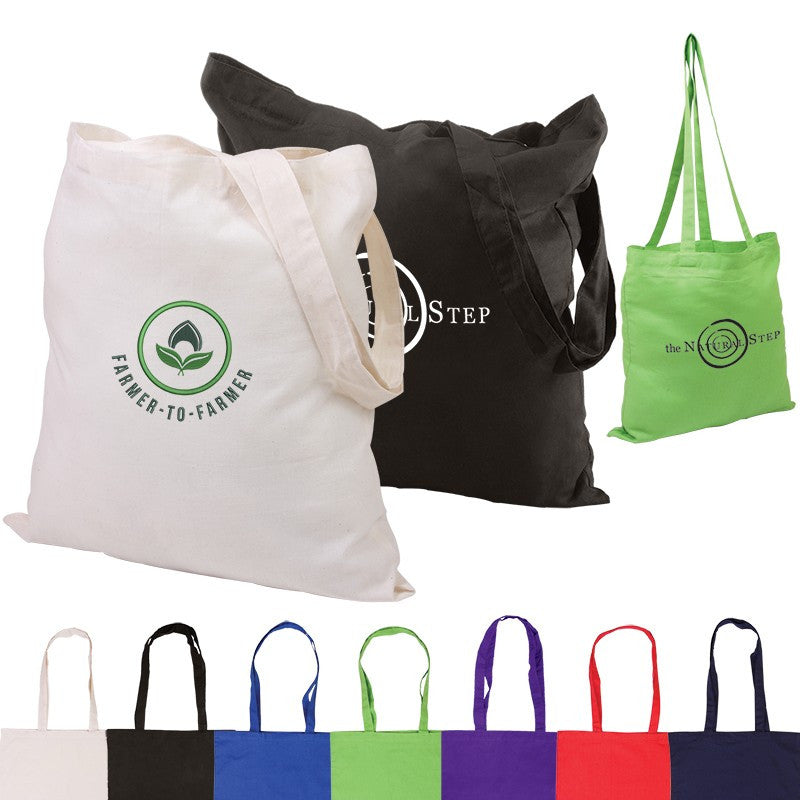 Cotton Giveaway Tote Bags
