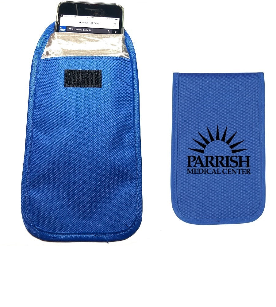Cell Phone Signal Blocking Bag