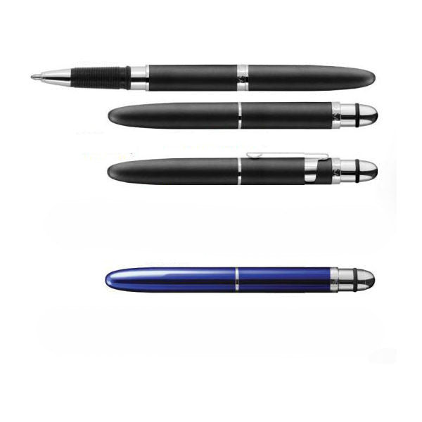 Classic Bullet Style Space Pen with Grip