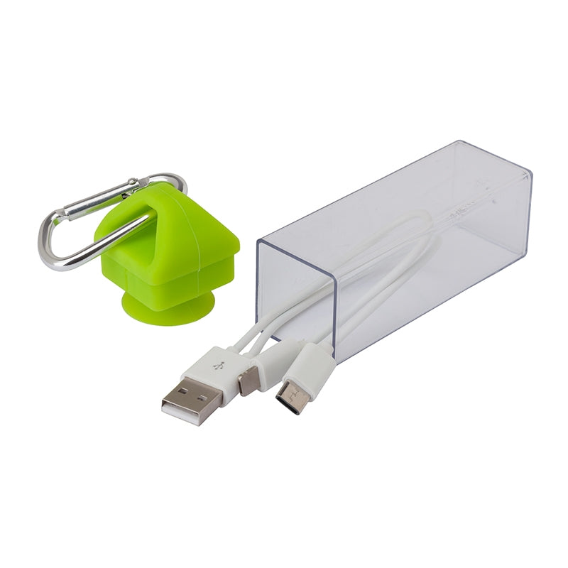 Clip On Case with Charging Cables (Type C)
