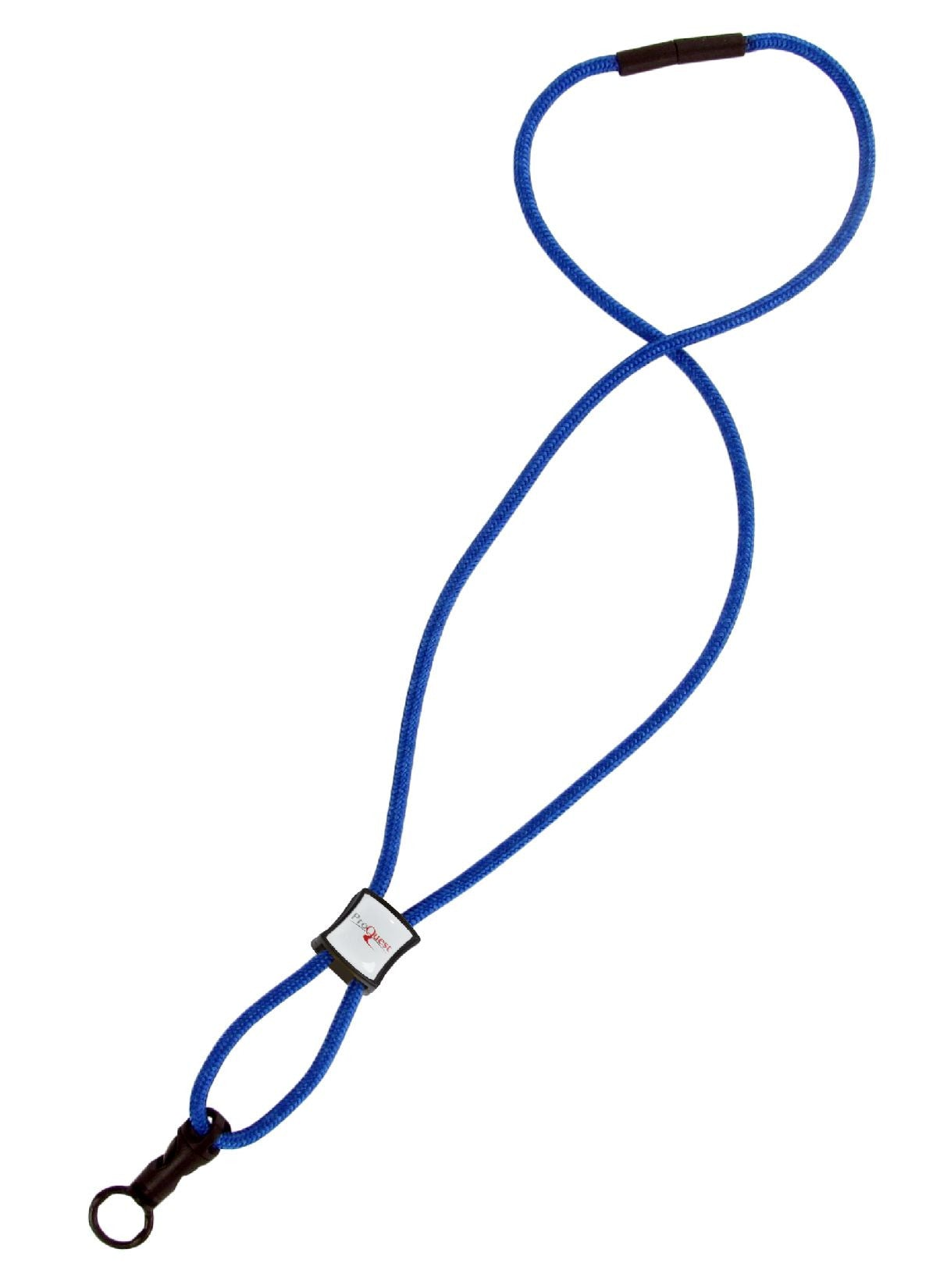 Cord Lanyard with Locking Slider