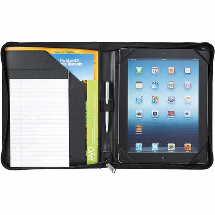 Tablet-e-reader Case with Notepad