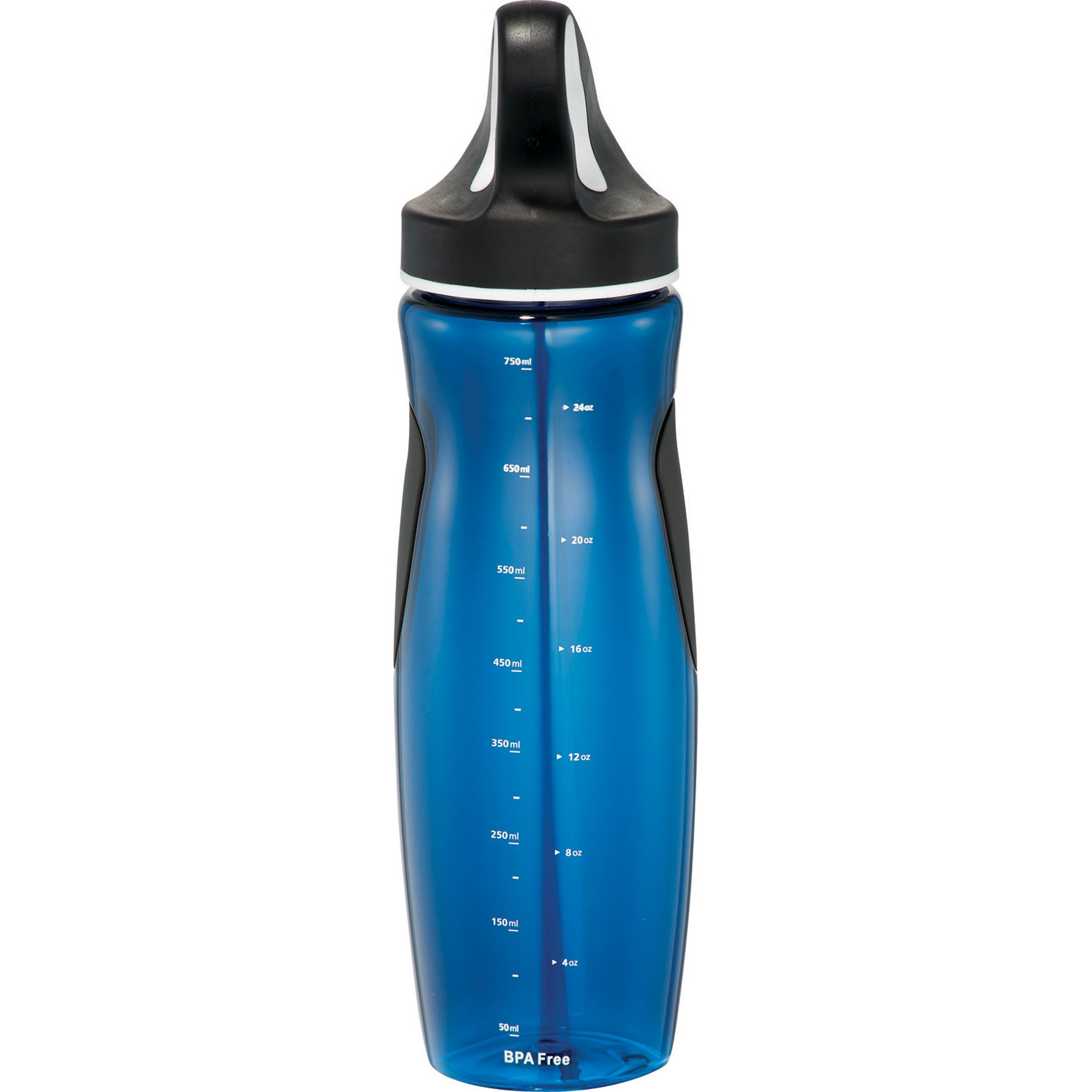 BPA Free Sport Bottle with Straw