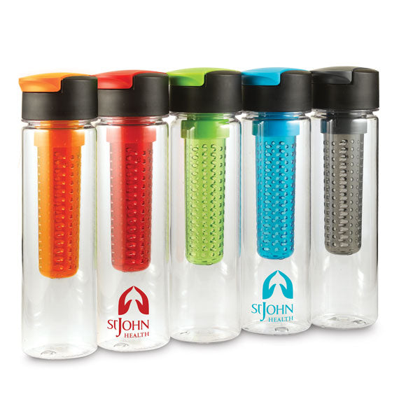 Custom Infuser bottle - colors