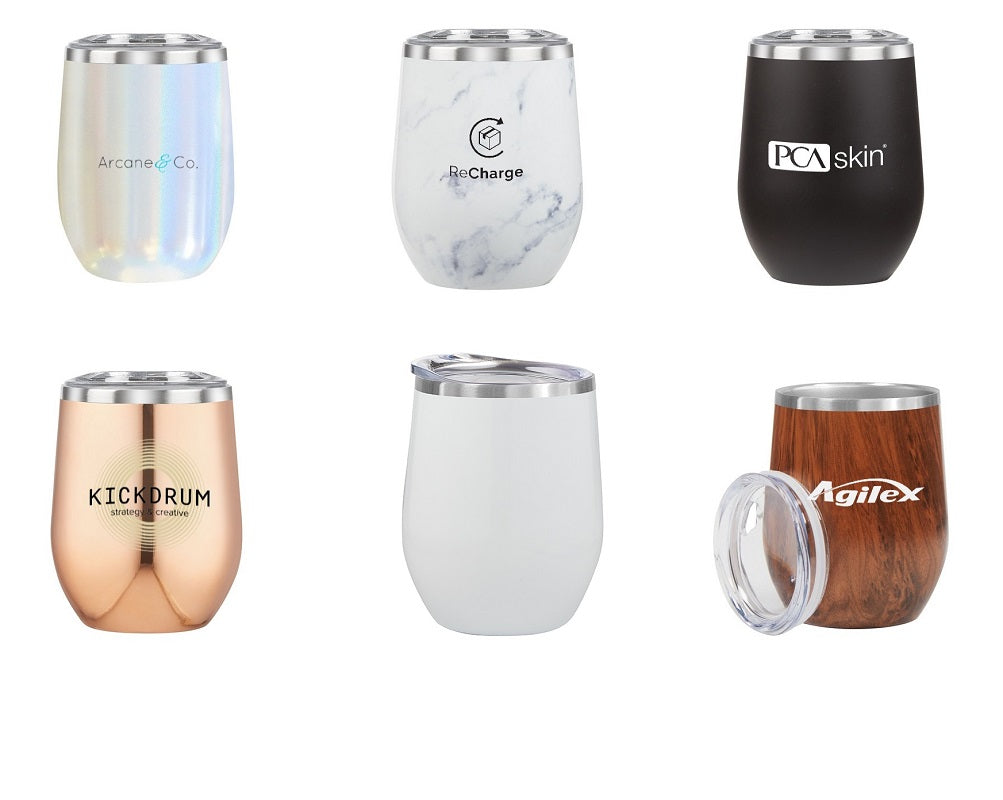 Custom Insulated Wine Tumblers