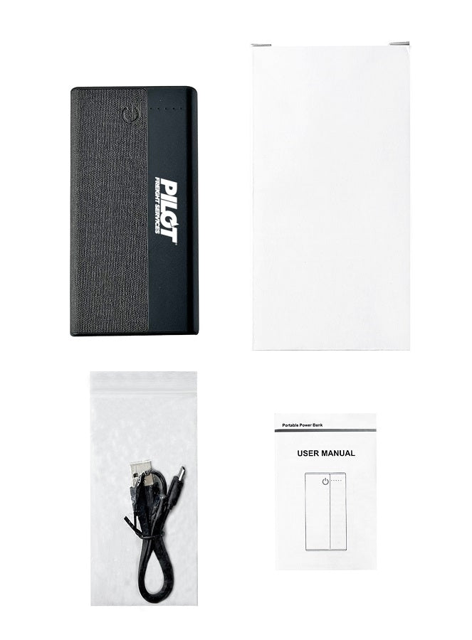 custom power bank - what is in box