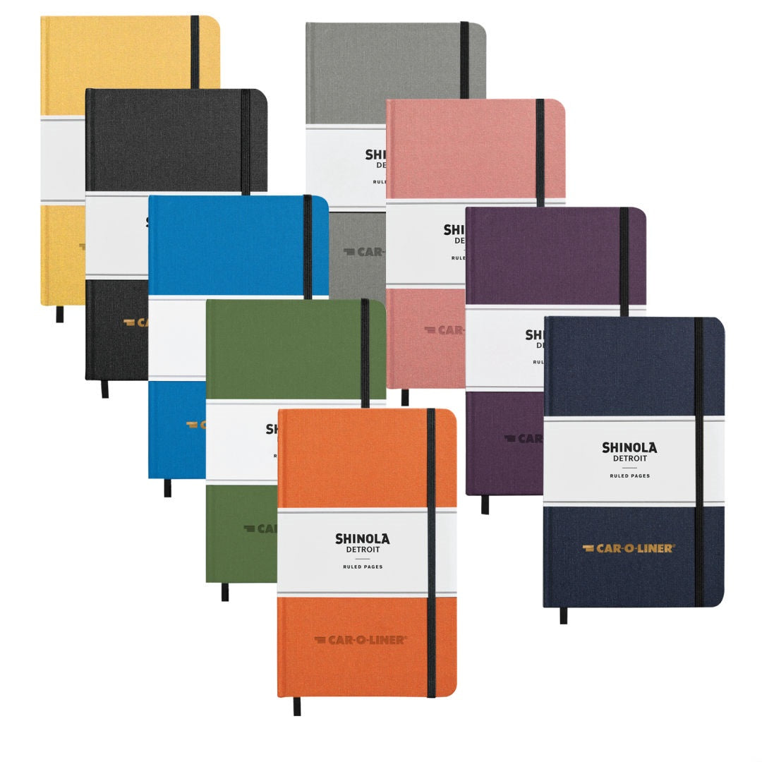 custom shinola journals