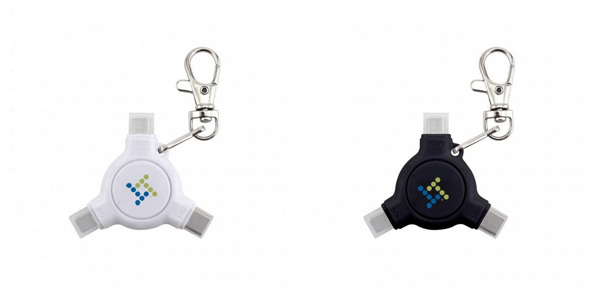 custom data blocker keychains