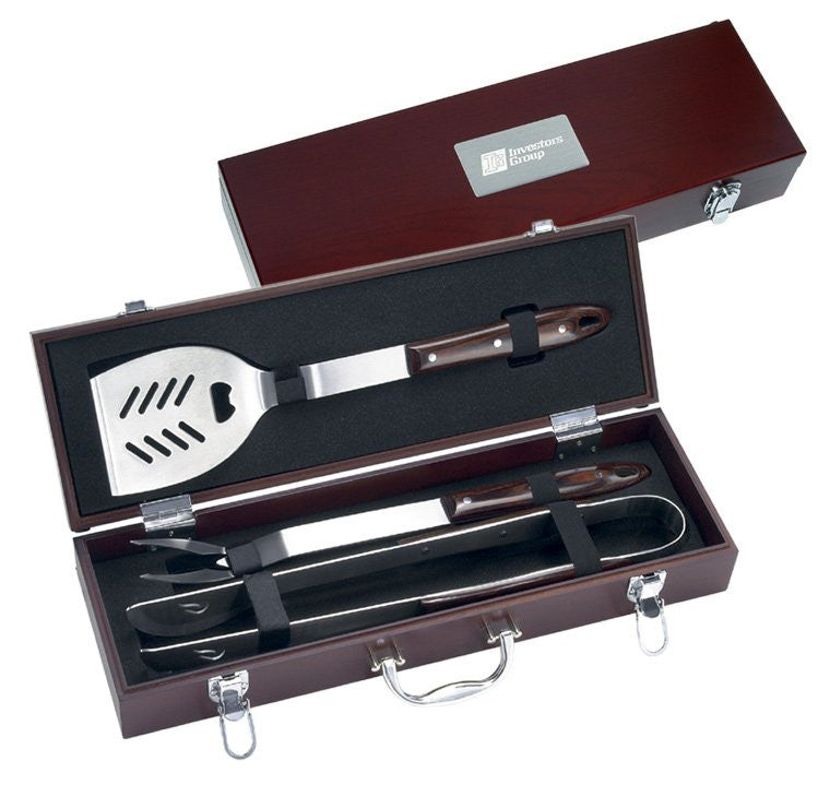 Custom Grill Set Promotional Corporate Gifts Promorx