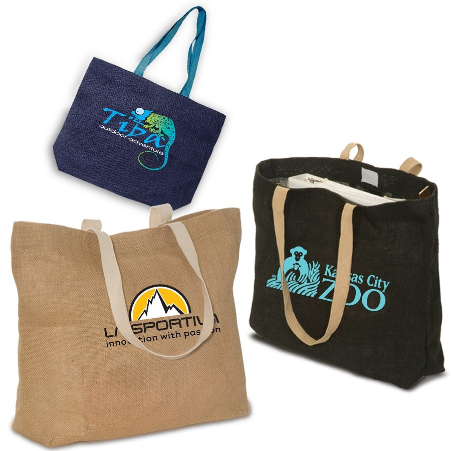 Eco Friendly Natural Fiber Totes