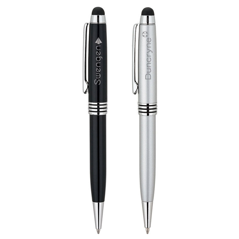 Engraved Metal Stylus Pen