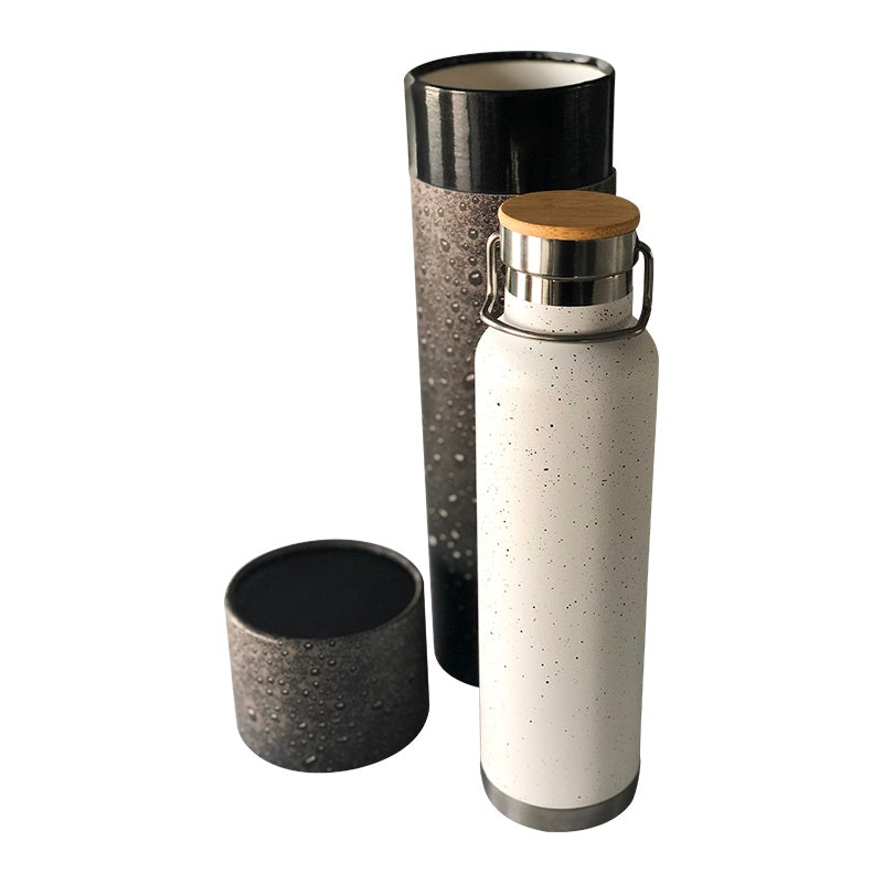 Insulated Water Bottle in Cool Gift Box