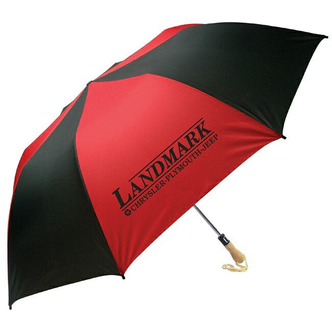 Folding Umbrella with Logo - 13 Colors