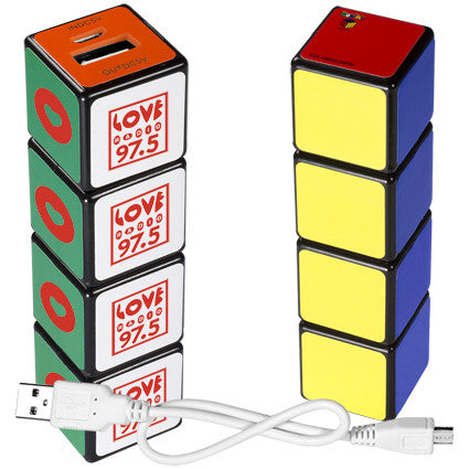 Rubik's® Cube Phone Charger