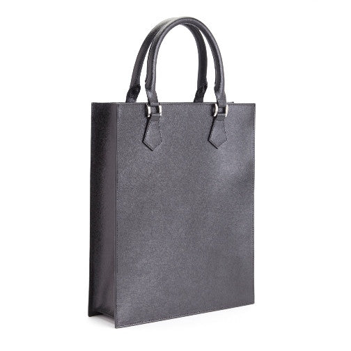 Genuine Leather RFID Blocking Women's Tote