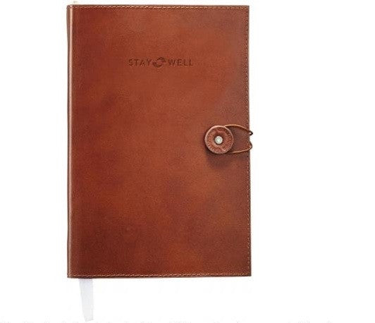 Genuine Leather Bound Journal
