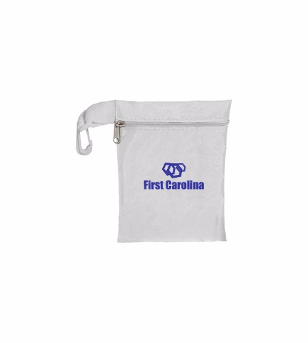 White Golf Outing Giveaway Bag