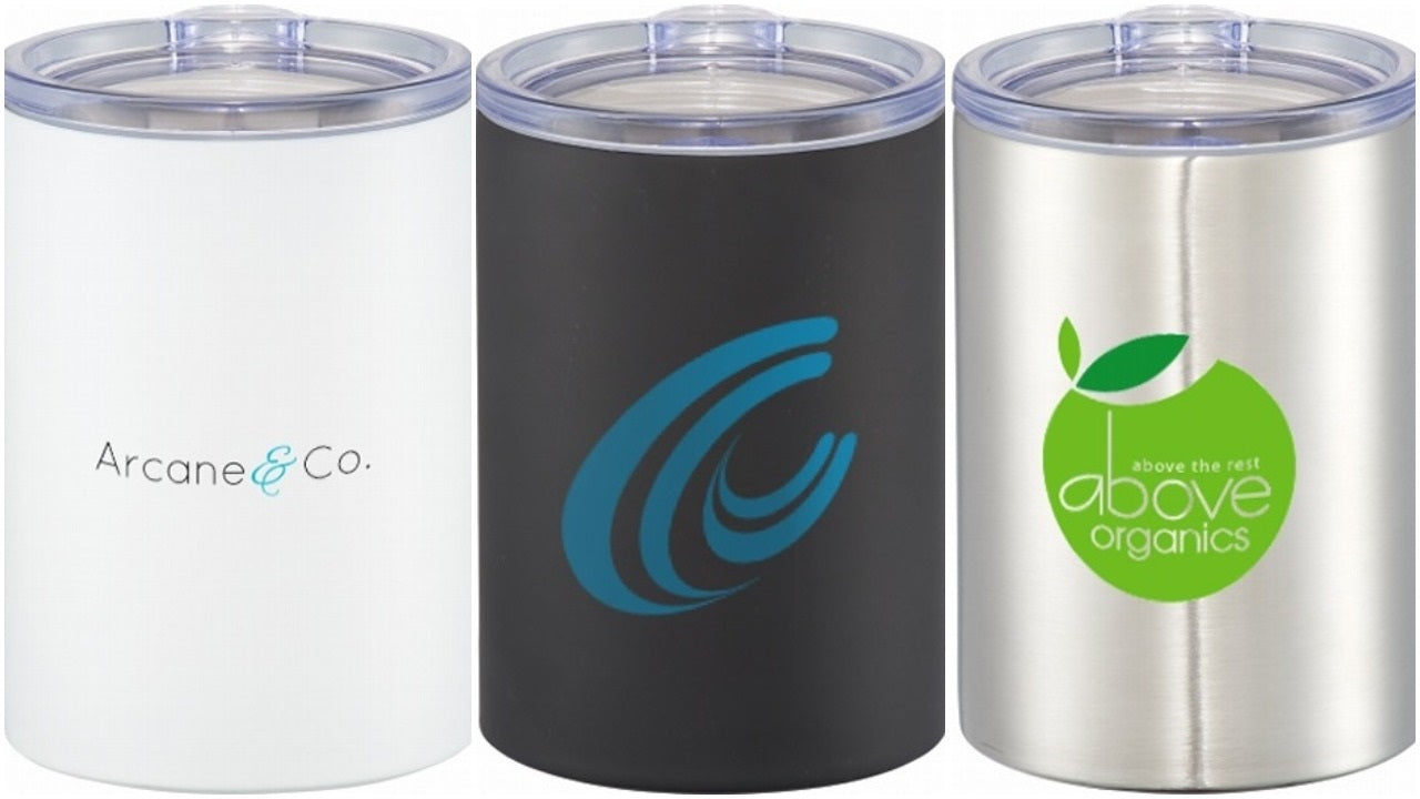 custom insulated tumbler can cooler