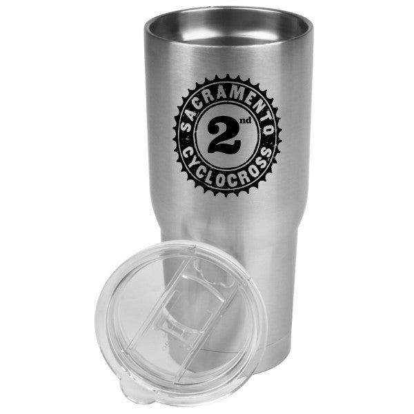 Insulated Tumbler 22 oz with Slider Lid