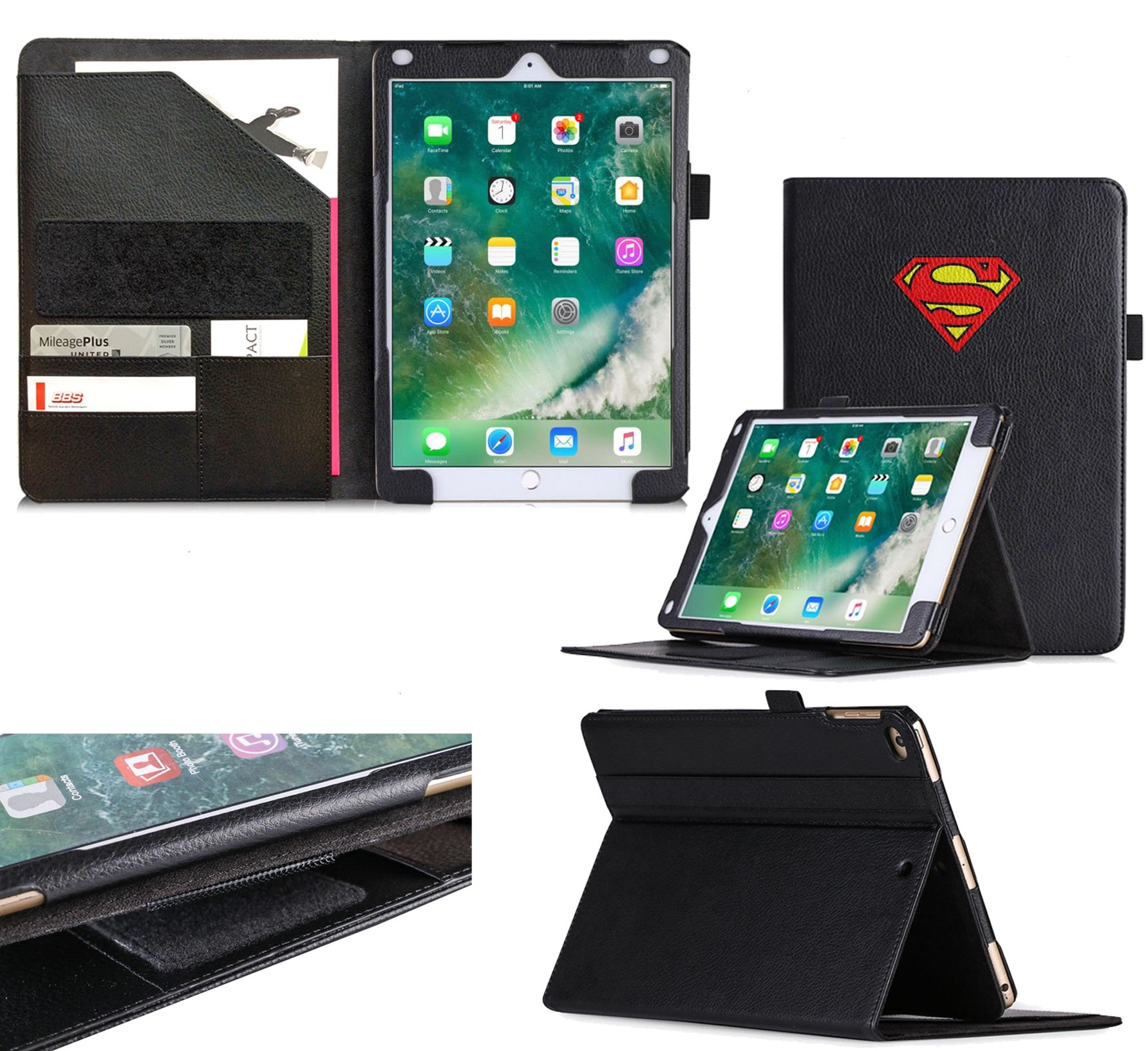 huge discount d11ce 5b440 Customized iPad Air Cases & Covers - Add Your Company Logo - PROMOrx