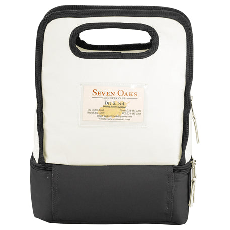 Trendy Lunch Bag Cooler with ID Pocket-Custom Lunch Bag - PROMOrx 2a0b5c0a3f