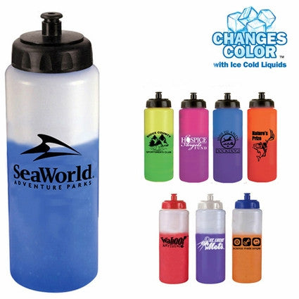 Mood Color Changing Sports Bottle