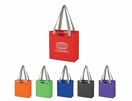 Non Woven Tote Bags with Pen Holder