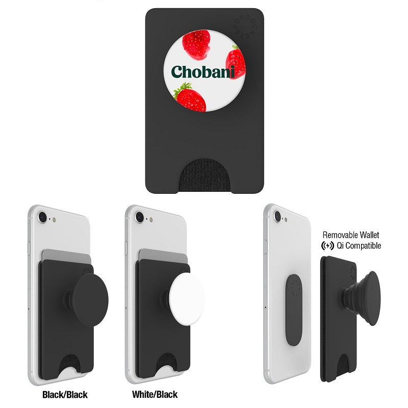 promotional popsocket wallets