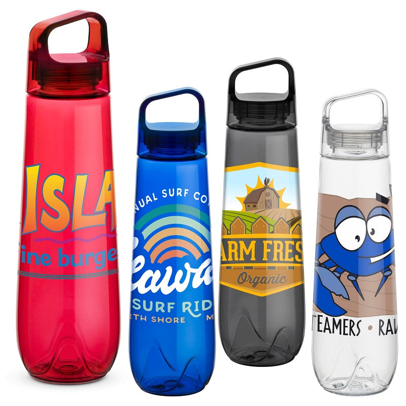 Full Color Branded 24 oz Water Bottle