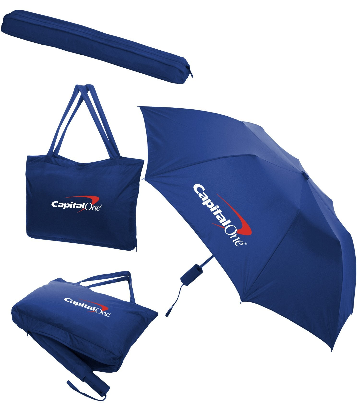 promo umbrella set - navy