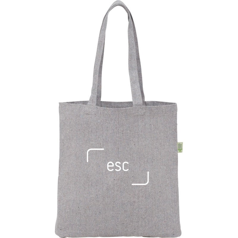 Recycled Cotton Eco-Friendly Tote Bag