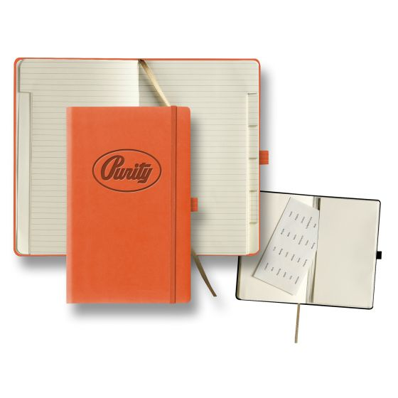Promotional Journal with Tabbed Pages