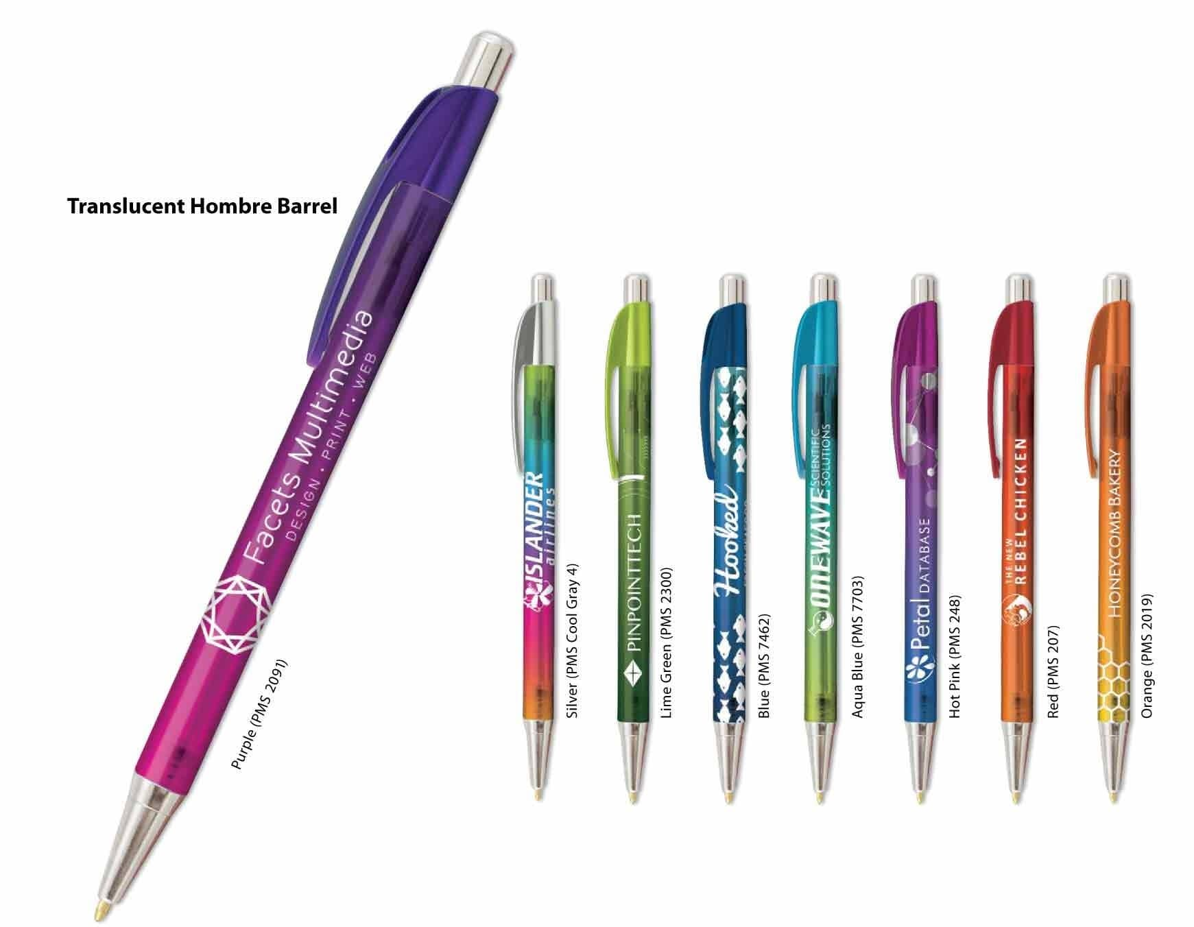 Promotional Giveaway Pens