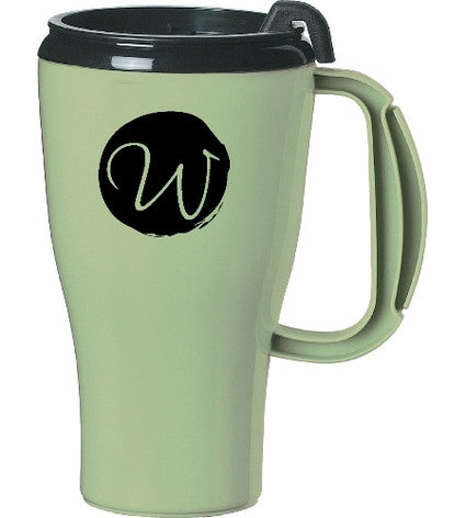 Travel Mug - 16oz. with Lid