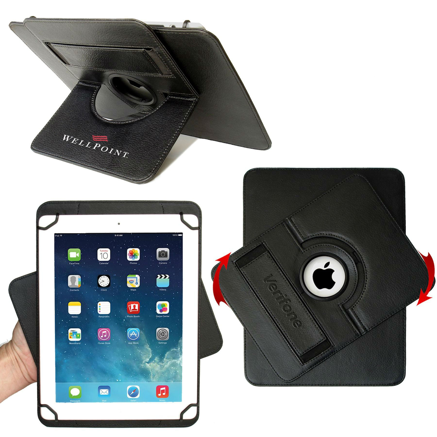 Universal Rotating Tablet Case