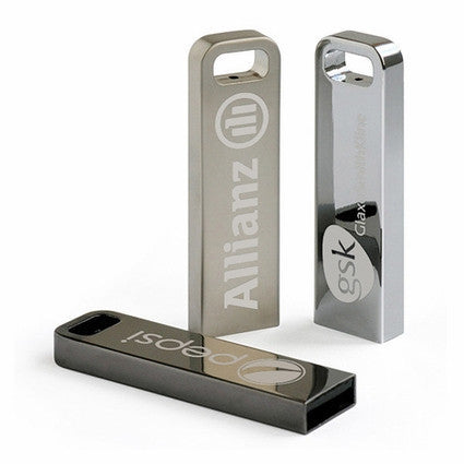 Upscale Flashdrive Giveaways Engraved