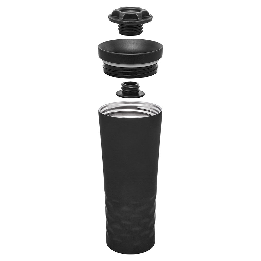 Insulated Travel Tumbler with 360° Lid