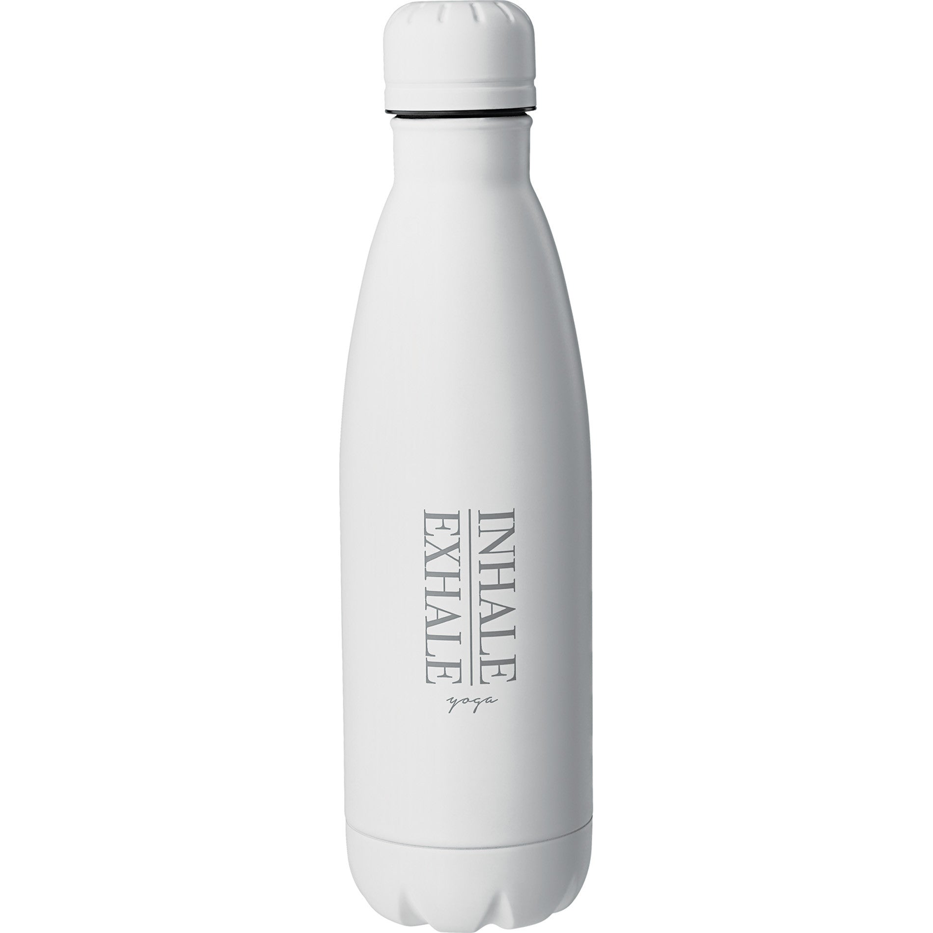 Stainless Steel Insulated Travel Bottle White