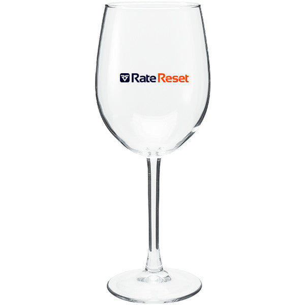 Custom White Wine Glass