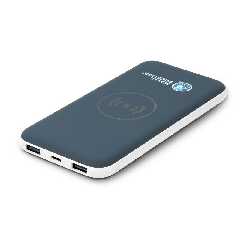 8000 mAh Wireless Charging Power Bank