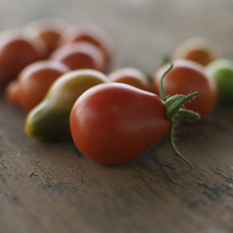 Red Pear Cherry Tomato Seeds