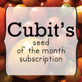 Seed of the Month Club Subscription