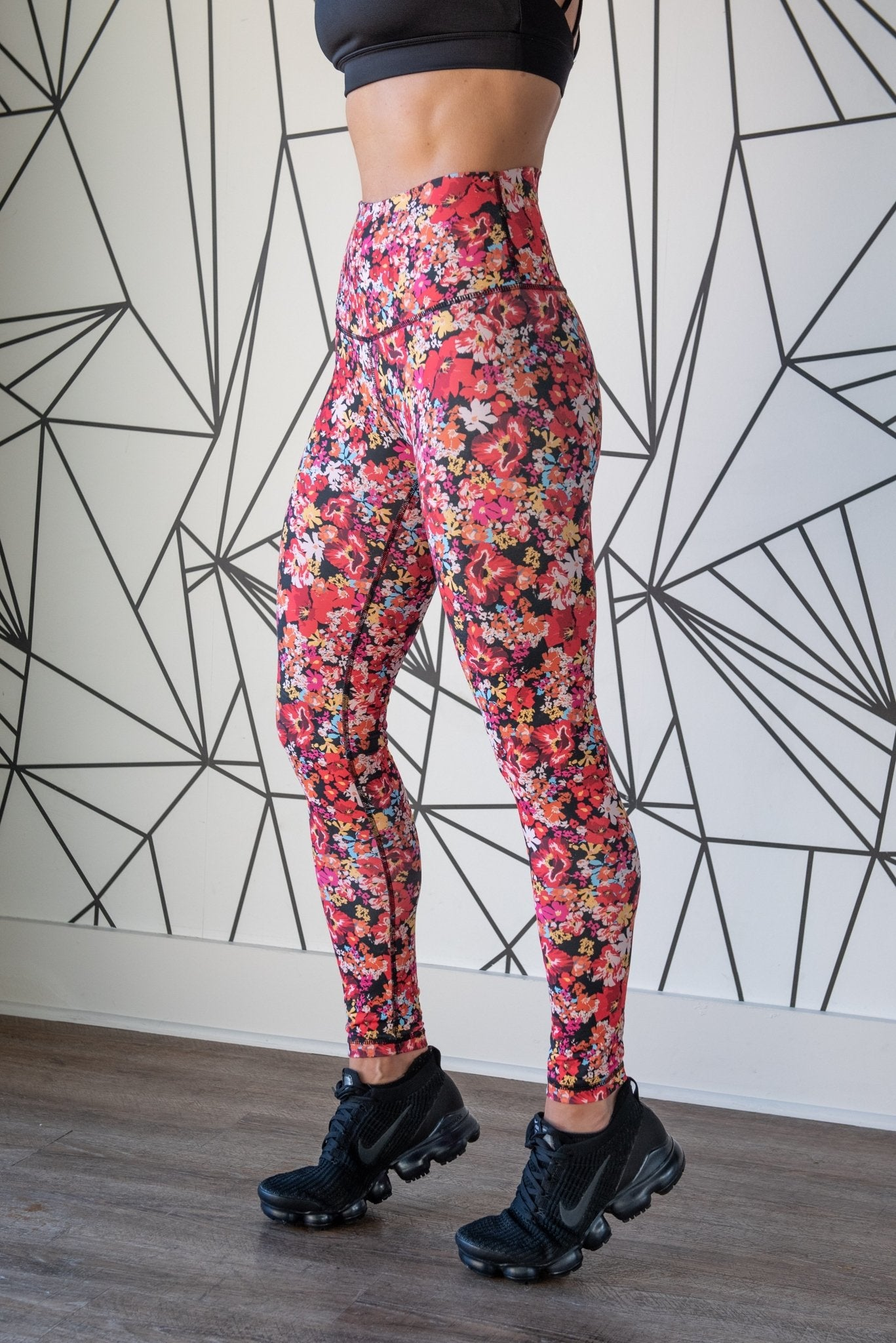 DYI x Erin Oprea Printed Signature Tight Bursting Blooms, tights - shopdyi.com