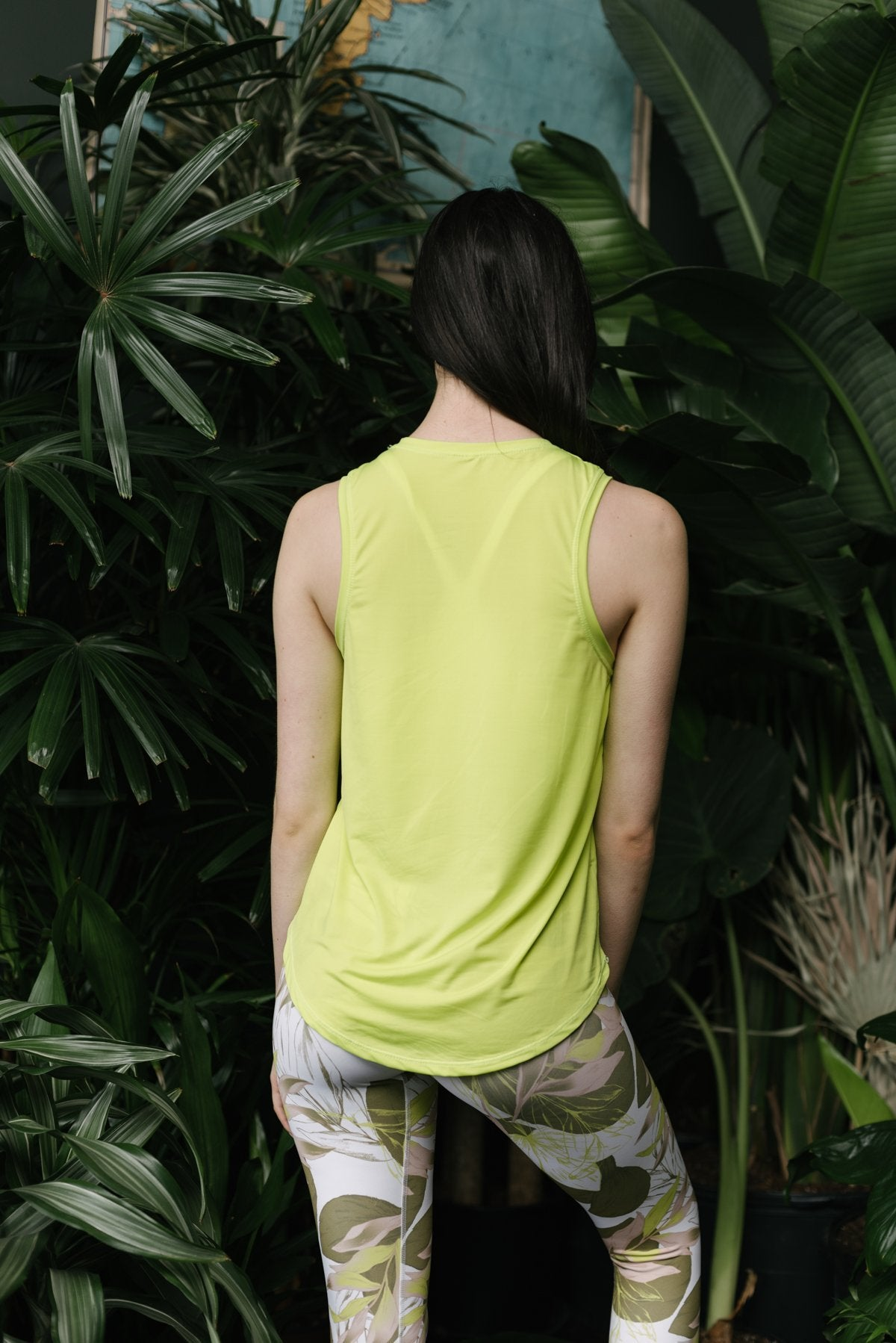 Final Sale Inspire Tank Acid Lime, - shopdyi.com