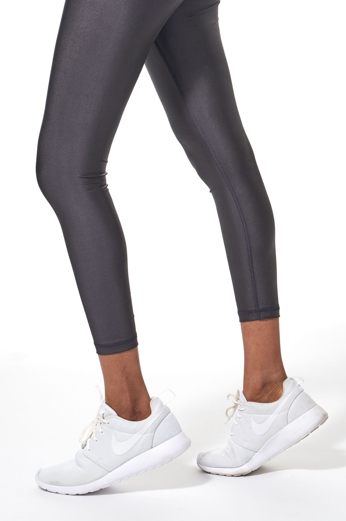 High Shine Signature Tight Asphalt, tights - shopdyi.com